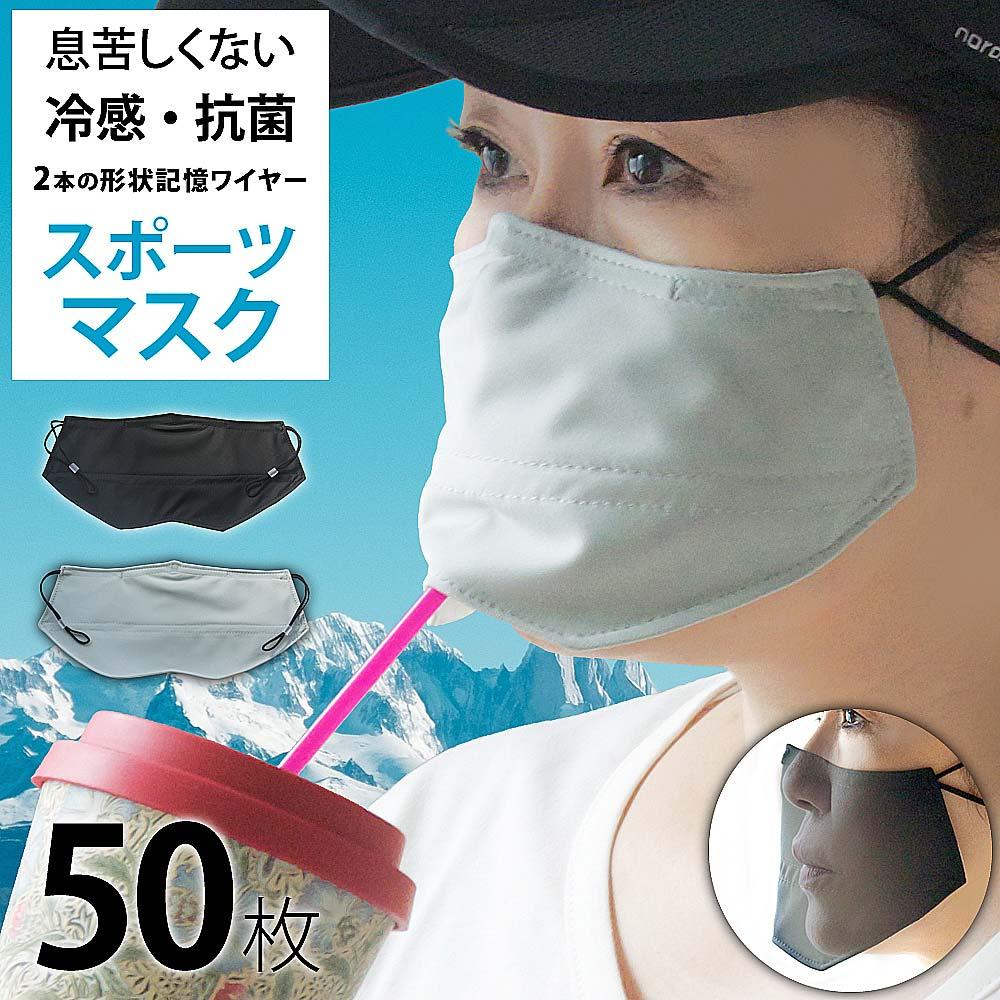 苦しい マスク 呼吸