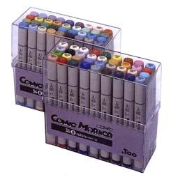 コピック 만화 마커 24 색 (CM1 ~ 24) 세트