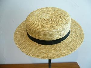 【SALE】WILLY'S PARIS KIDS CANOTIER カンカン帽