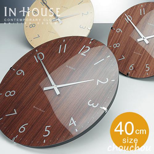 限定価格セール! 《全3色》INHOUSE Dome NW30 Clock 40cm ドームクロック インテリア】 NW30【インハウス 壁掛け時計 ウォールクロック デザイン雑貨 英国 イングランドデザイン デザイン雑貨 インテリア】, バッハマン:43403dc1 --- rki5.xyz