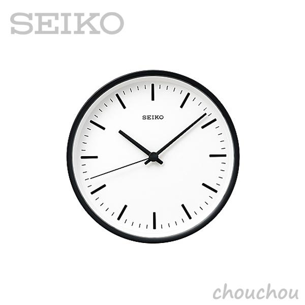 《全3色》SEIKO clock STANDARD S 20cm 【セイコー 壁掛け時計 掛け時計 深澤直人 デザイン雑貨 インテリア 電波時計 ウォールクロック シンプル】