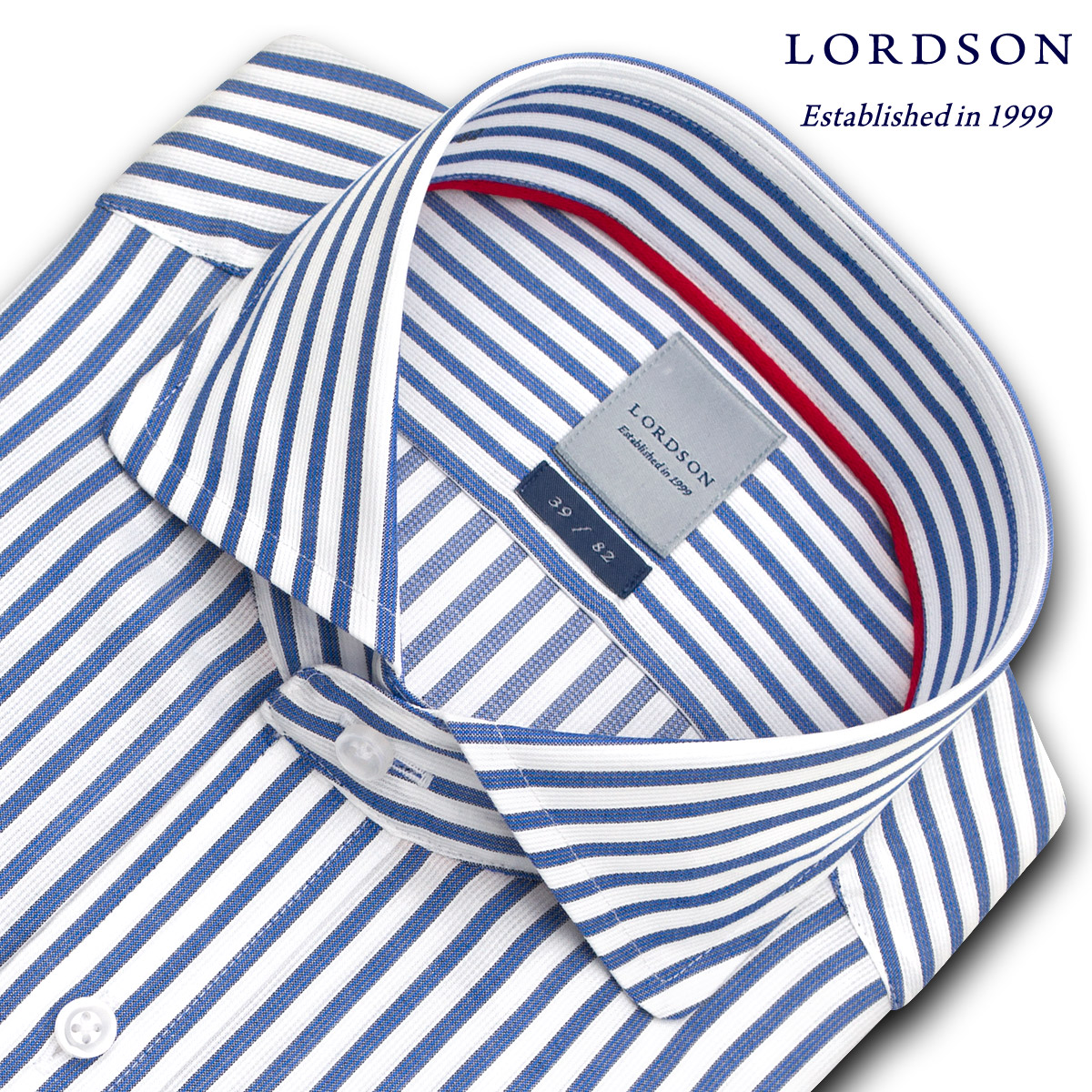 3781a2ef1ea88 着てカッコイイシャツ LORDSON の定番品 LORDSON 長袖 ワイシャツ メンズ 春夏秋冬 形態