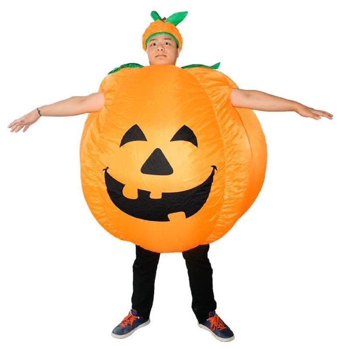 100%品質保証 ふくらむパンプキンマン コスプレ 衣装 2020春夏新作 ハロウィン 仮装 インフレータブルコスチューム inflatable おもしろ 面白い 着ぐるみ 大人用 きぐるみ コスプレ衣装 空気で膨らむ エアブロー あす楽 かぼちゃ おもしろ着ぐるみ パンプキン おもしろい Halloween