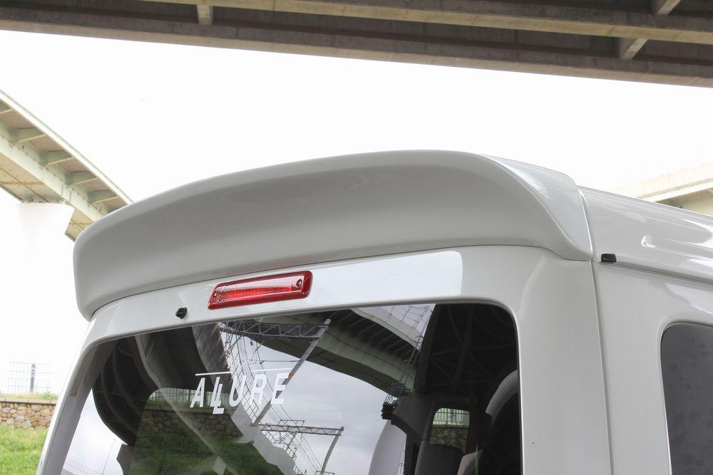 アトレーワゴン/ハイゼットカーゴ S321G/S321V 後期 リアウイング 塗装済 アリュール/ALLURE