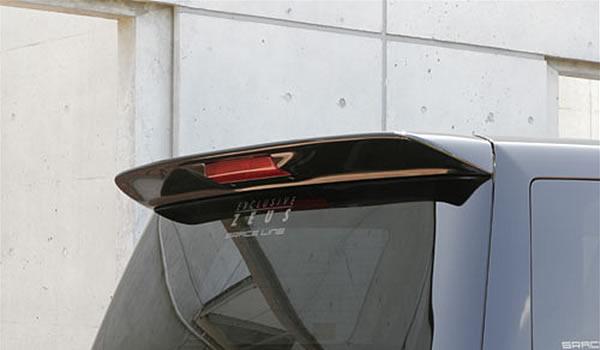 アルファード ANH・MNH10/15 MS・AS 後期 リアウイング 塗装済 ゼウス グレースライン