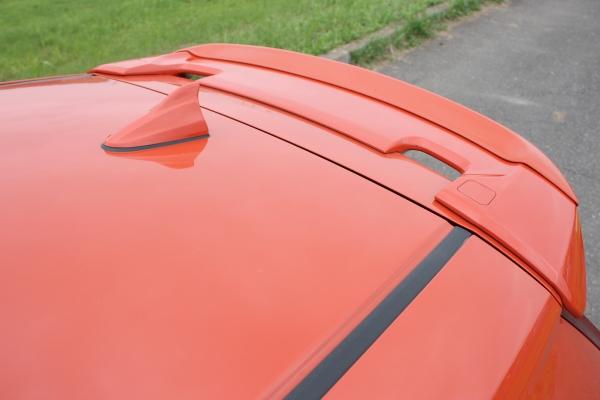 フィットGK3~6/GP5,6 後期 RS・S リアルーフリップ 塗装済 ヴァリアント ガレージベリー