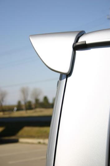 ハイエース 200系 標準 リアルーフスポイラー(ロールーフ車専) 塗装済 ヴァリアント ガレージベリー