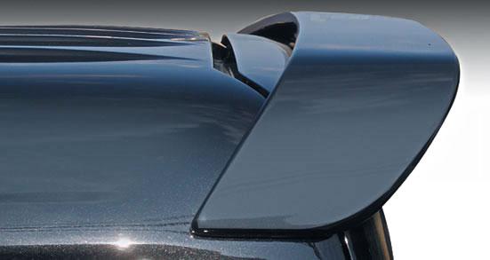 ハイエース 200系 ワイド リアルーフスポイラー(ミドルルーフ車専用) 塗装済 ヴァリアント ガレージベリー