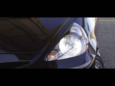 フィット GD1/2 アイライン 塗装済 AMS ラグアイズ