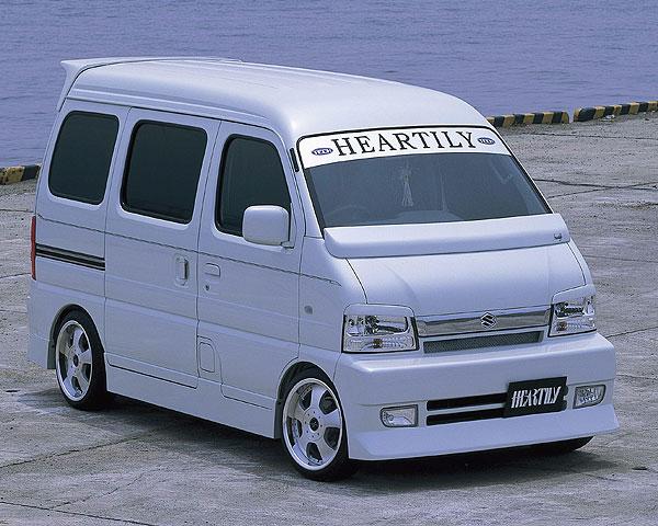 エブリィ(エブリー) DA62 DA62 Type-1 リアウィング リアウィング 塗装済 Type-1 ハーテリー EVERY, ムラカミビジネス 特選工房:41c7e8af --- officewill.xsrv.jp