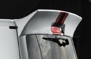 ハイエース 200系 標準 リアウイングVer.2 塗装済 BEECAS K-BREAK/ケイブレイク