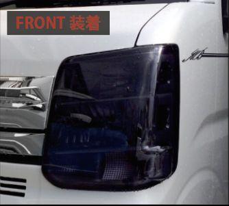 エブリィ DA17W ブラックライトカバー K-BREAK(ケイブレイク)