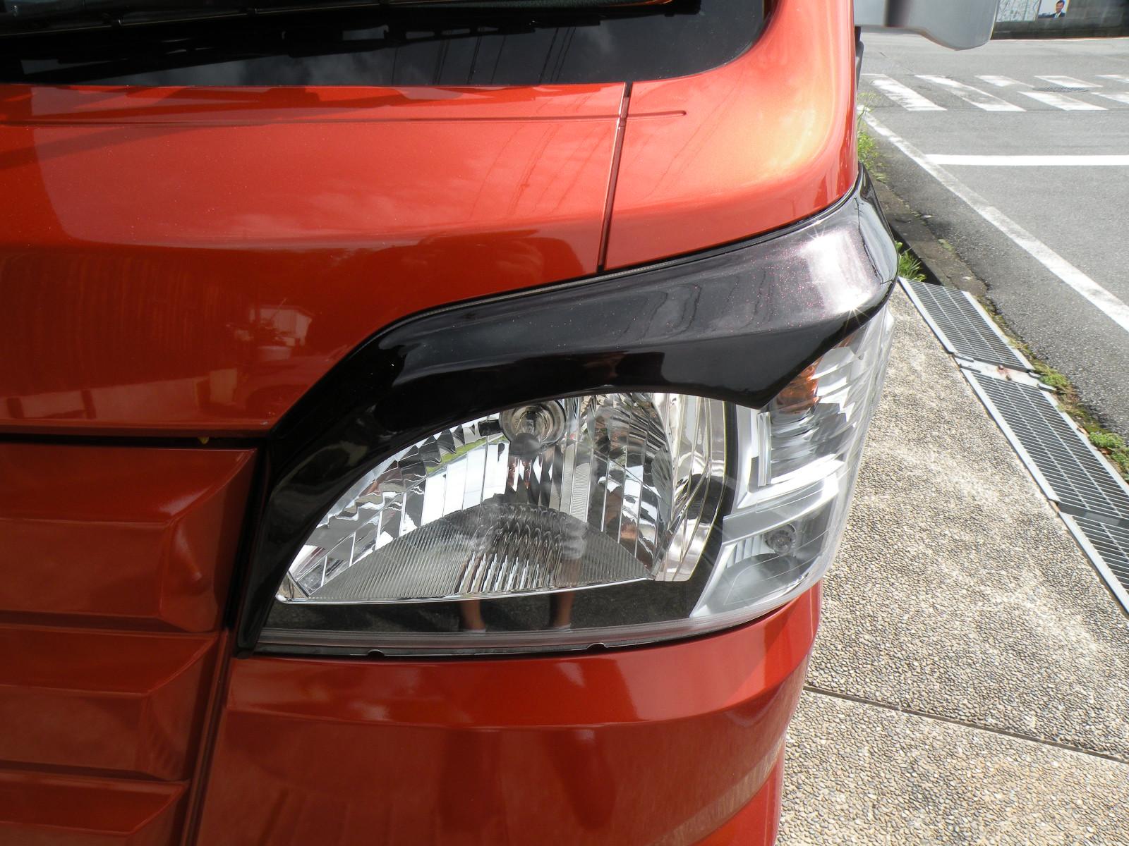ハイゼットトラック 標準/ジャンボ S500P アイライン 塗装済 Novel 翔プロデュース