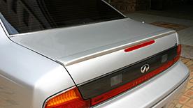 インフィニティ 後期 Q45 後期 リアウイング 塗装済 塗装済 ユーロエディション エイムゲイン, クガチョウ:443548d8 --- officewill.xsrv.jp
