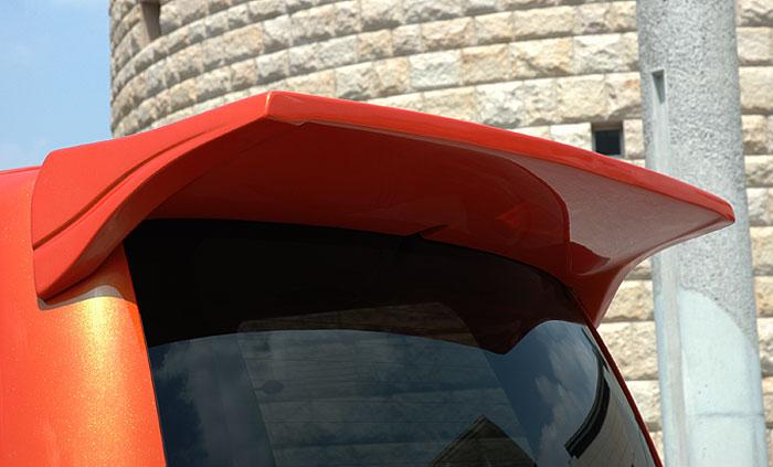 ノア AZR60,65 後期 リアウイング 塗装済 アフェクション アルティメットシリーズ