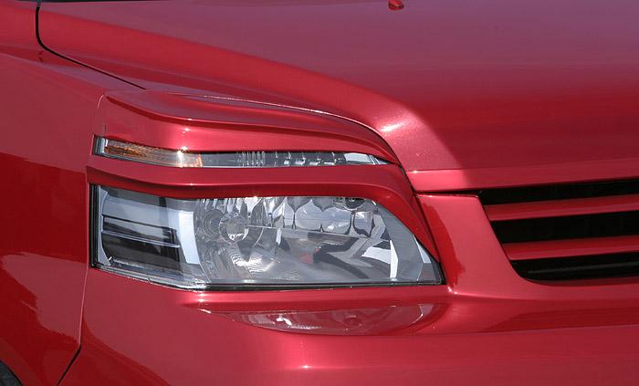 ヴォクシー AZR60,65 前期 アイライン 塗装済 Low アフェクション アルティメットシリーズ