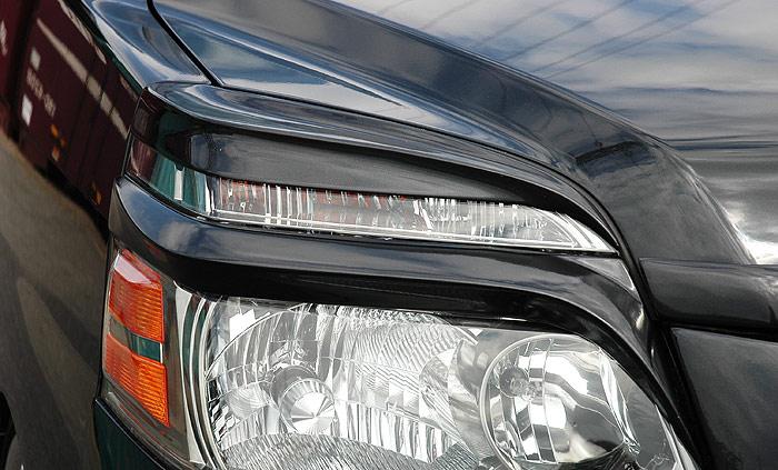 ヴォクシー AZR60,65 後期 アイライン Low 塗装済 アフェクション アルティメットシリーズ