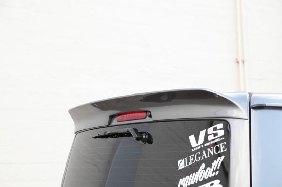 ハイエース 200系 ナロー用 1~4型 リアウイング 塗装済 ロング/標準ルーフ用 CLS VS ESB