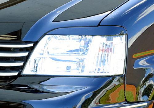 ステップワゴン RF1/2 アイライン 塗装済 ゼウス エグゼライン