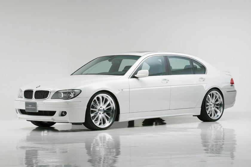 BMW E66 7シリーズ M/C 後期 '05y~ フロントスポイラー ヴァルド SPORTS LINE