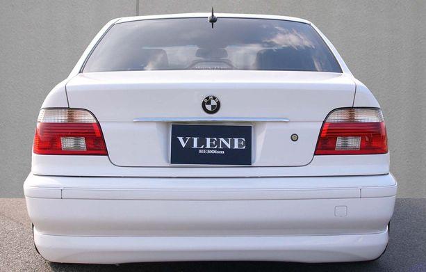 BMW E39 5シリーズ リアハーフスポイラー 塗装済 GEELE ブレーン