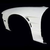 180SX フロントオーバーフェンダー D-MAX
