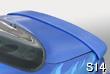 シルビア S14 リアスポイラー 塗装済 D-MAX