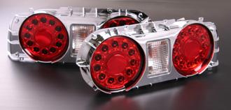 Skyline R32 LED led euro tail lights d-Max