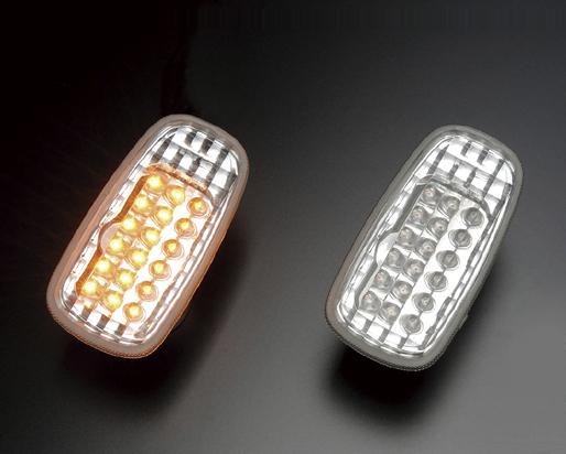 ワゴンR MC系 LEDサイドマーカー タイプ1 KLC