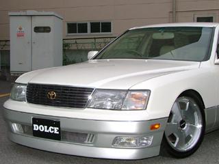 セルシオ 20系 前期 フロントバンパー 塗装済 DOLCE(ドルチェ)