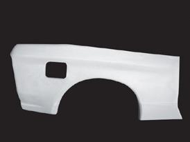 スカイライン R32 タイプM 2Dr リアフェンダー 塗装済 FINAL KONEXION(ファイナルコネクション)