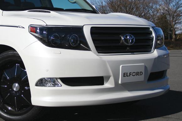 ランドクルーザー 200系 エアロマスク ELFORD(エルフォード)