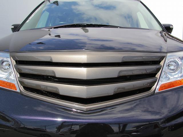 エリシオンプレステージ フロントグリル 塗装済 ジュール シックスセンス
