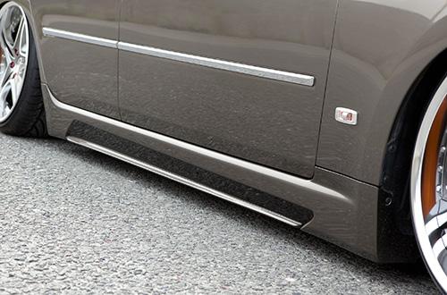 フーガ Y50 前期 サイドステップ 塗装済 J-UNIT