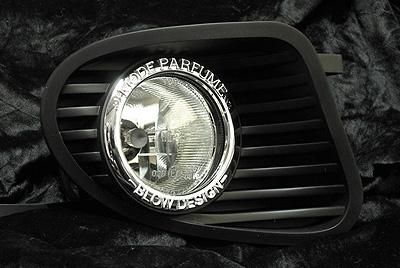 アルト ラパン HE22S スタイリッシュフォグライト(クリア) MP PHANTOM GAMU-REGALIA ブローデザイン