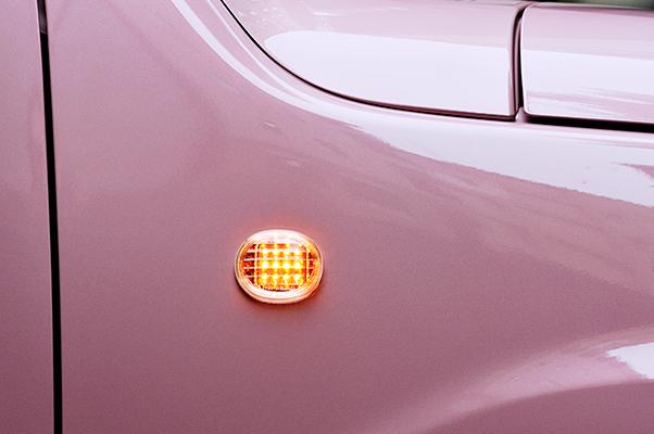 ミラココア L675S/L685S 前期/後期 LEDサイドマーカー Bumper Type CLASSY KLC