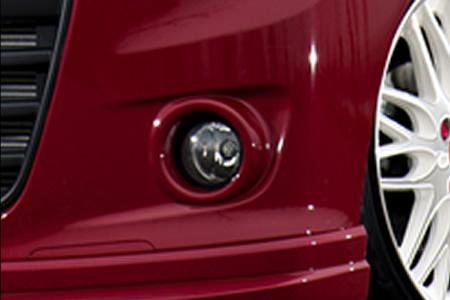 ワゴンRスティングレー MH34S 前期 LEDフォグランプバブルキット(6000K・10W) SDシリーズ FEEL/フィール