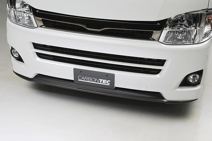 ハイエース 200系 3型 ナロー フロントバンパーエクステ BOXYSTYLE/ボクシースタイル