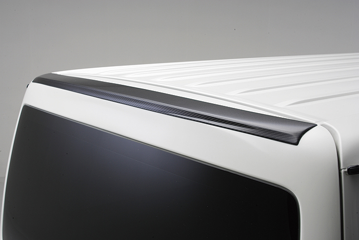 ハイエース 200系 3型 ナロー リアルーフエクステ BOXYSTYLE/ボクシースタイル