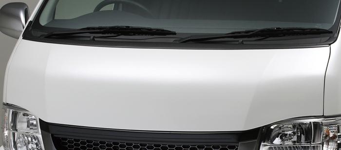 ハイエース 200系 売買 3型 ワイド ボクシースタイル 2020A W新作送料無料 ユーロボンネット BOXYSTYLE