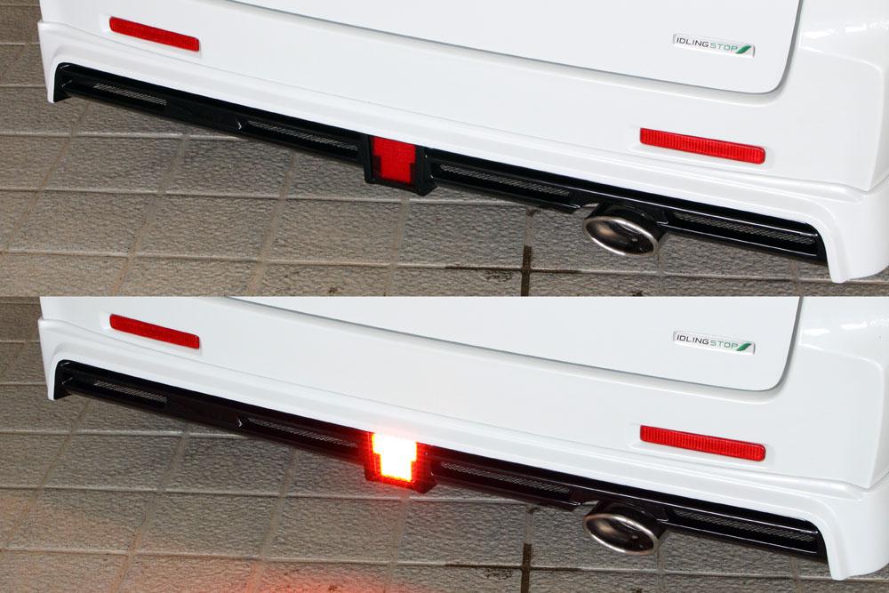スペーシアカスタム MK32S LEDバックフォグランプ(E)キット ゼウス グレースライン