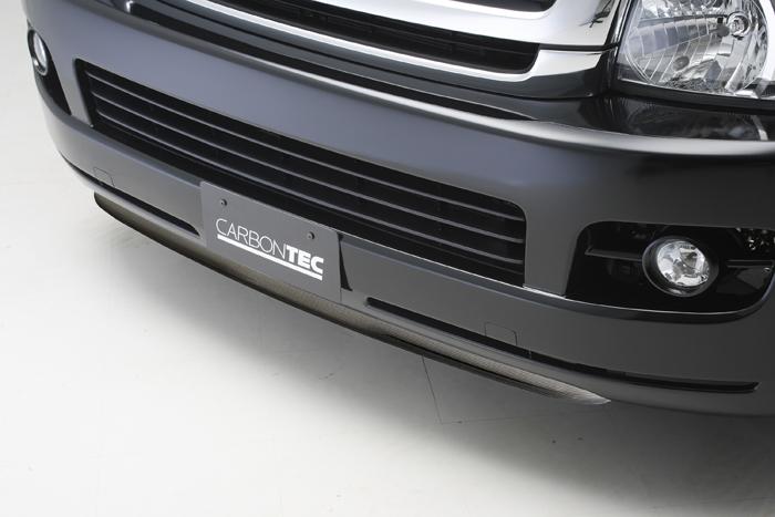 ハイエース 200系 2型 ワイド フロントバンパーエクステ BOXYSTYLE/ボクシースタイル