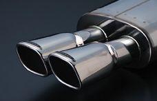 エリシオン RR1(2.4L 2WD) KBマフラーシリーズ KB-DISIRE(ケービー・デザイヤ) 【オールステン/片出し】 K-BREAK/ケイブレイク
