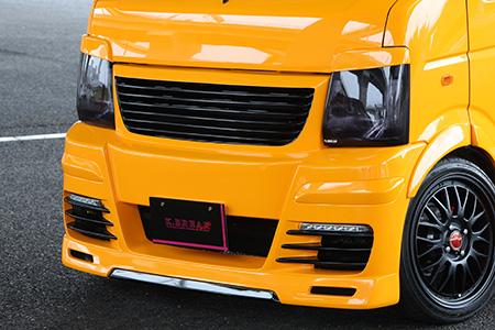 キャリイ DA63T LEDデイライト K-BREAK/ケイブレイク