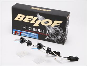 HID バルブキット GT6000バルブキット D-Multi タイプS 【品番:EMC314】 BELLOF/ベロフ
