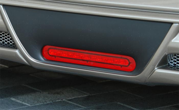 ヴェルファイア 20系 後期 専用LEDレッドレンズSET クローネ Butterfly System/バタフライシステム