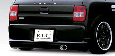 ラパン HE21S リアハーフスポイラー KLC Premium STANDARD MODEL