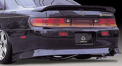 チェイサー 90系 リアバンパースポイラー 塗装済 FINAL KONEXION(ファイナルコネクション)