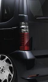 ワゴンR スティングレー MH22 テールアイライン 塗装済 ハーテリー V-LUX EURO