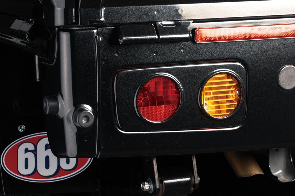 ハイゼットトラック ジャンボ 500 テールカバー K.BREAKRACING K-BREAK/ケイブレイク